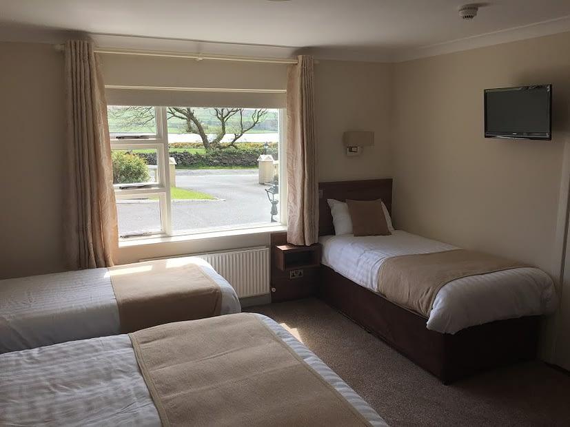 Deluxe Quadruple Bedroom