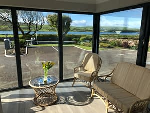 Sun Lounge at Cill Bhreac House